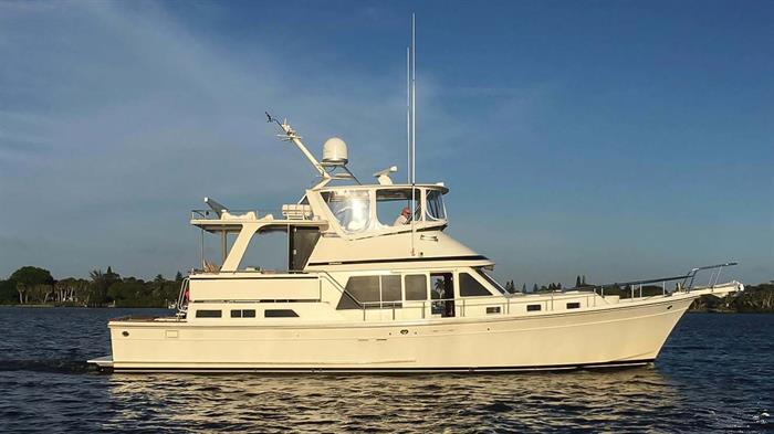 48' 1998 OFFSHORE YACHTFISHER