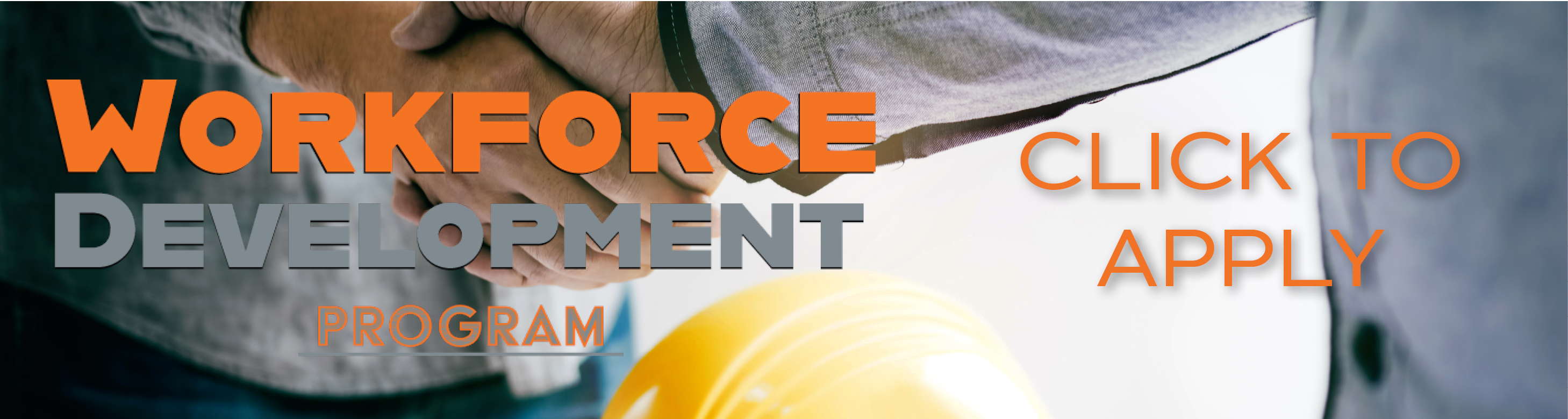 Workforce Development Banner